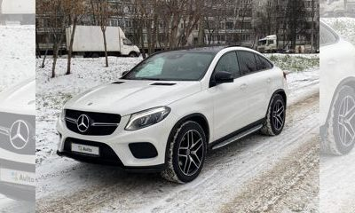 Mercedes-Benz GLE-класс Coupe, 2018 - отзывы