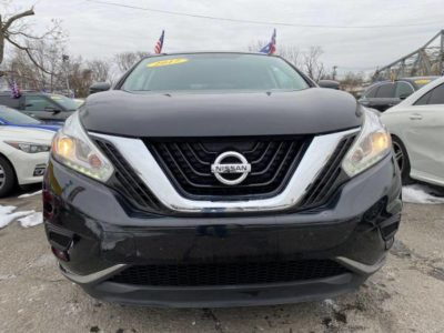 Nissan Murano S AWD 4dr 2017 года