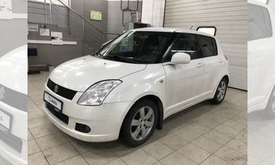 Suzuki Swift, 2008 - отзывы
