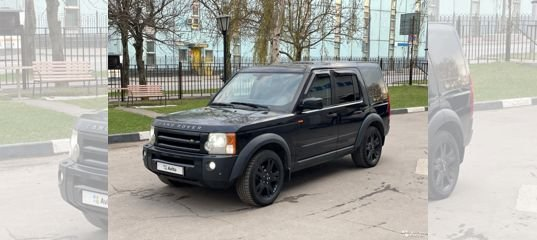 Land Rover Discovery, 2008 - отзывы