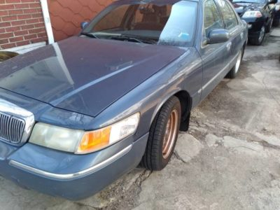 1998 Mercury Grand Marquis..66k ориг ... абсолютно мятный