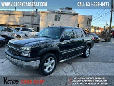 2004 Chevrolet Chevy Avalanche 1500 5dr Crew Cab 130 'WB 4WD Z71