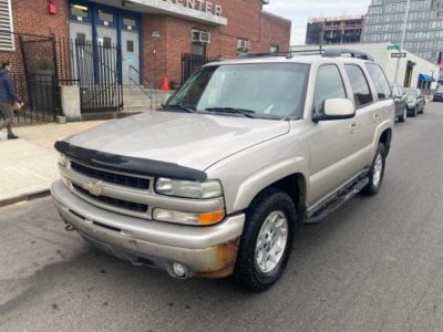2005 z71 chevy tahoe