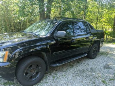 2007 Chevy Avalanche 14 OBO
