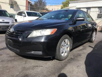 2009 Toyota Camry LE 4dr Седан 5A