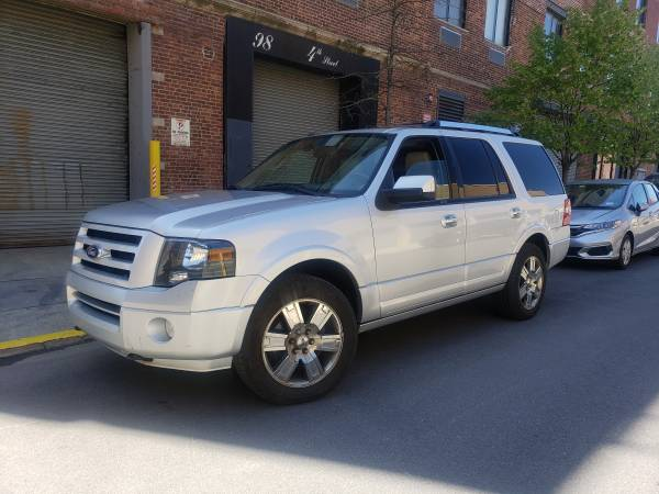 2010 Ford Expedition Limited, Navi, камера