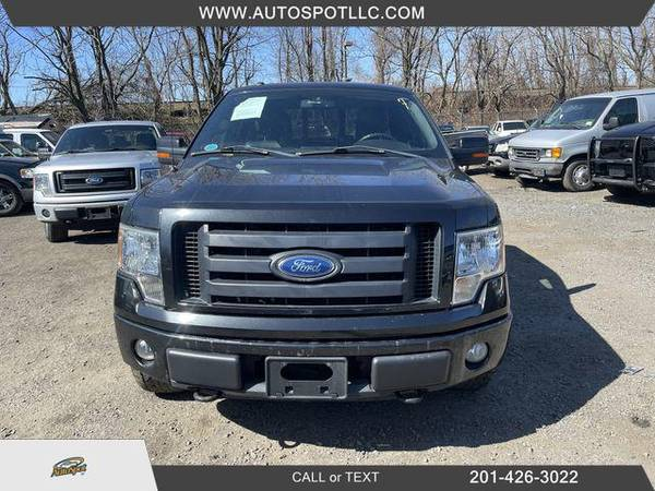 2010 Ford F150 Super Cab FX4 Pickup 4D 6 1/2 футов