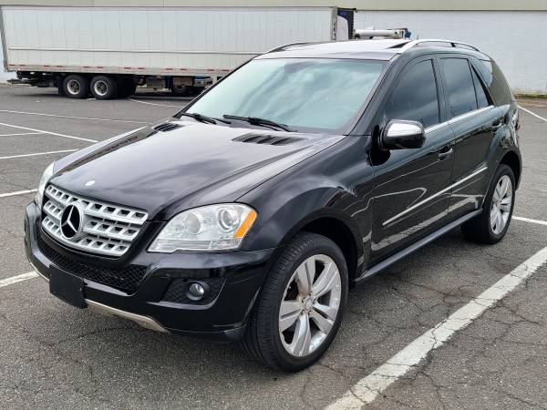 2010 MERCEDES BENZ ML 350 ML350 4MATIC