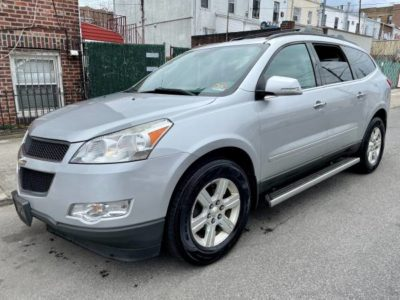 2011 Chevrolet Traverse LT 103 тыс. Миллионов долларов США