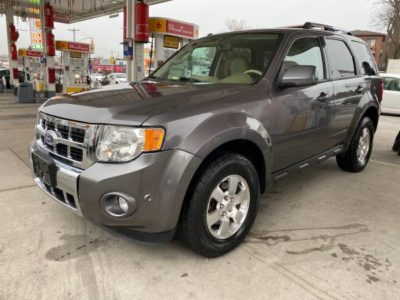 2012 Ford Escape Limited ..... 105k .... AWD