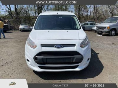 2014 Ford Transit Connect Пассажирский фургон XLT 4D