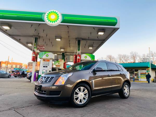 2016 Cadillac SRX AWD Luxury Collection 87650 миль Clean Car - Факс