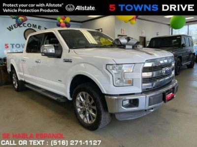 2016 Ford F-150 F150 F 150 4WD SuperCrew 145 'лари
