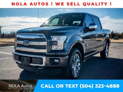 2016 *** FORD F-150 King Ranch ***