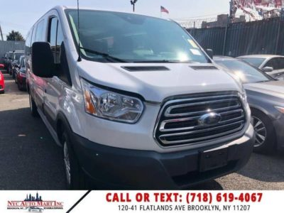 2018 Ford Transit Passenger Wagon T-350148 'Low Roof XL Swing-Out RH Dr