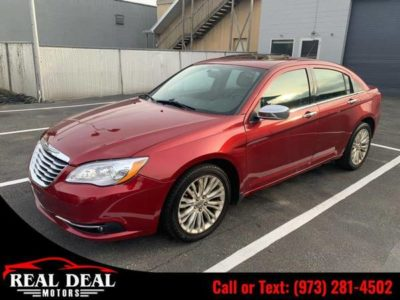 Chrysler 200 4dr Sdn Limited 2011 года