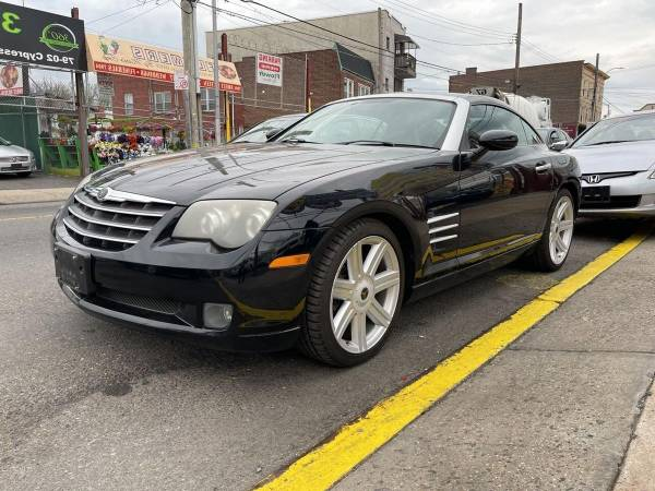 Chrysler Crossfire Base 2dr Sports Coupe 2004 года выпуска