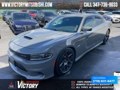 Dodge Charger R / T 392 2018 года