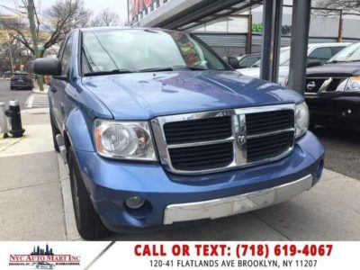 Dodge Durango 4WD 4dr Limited 2007 года выпуска