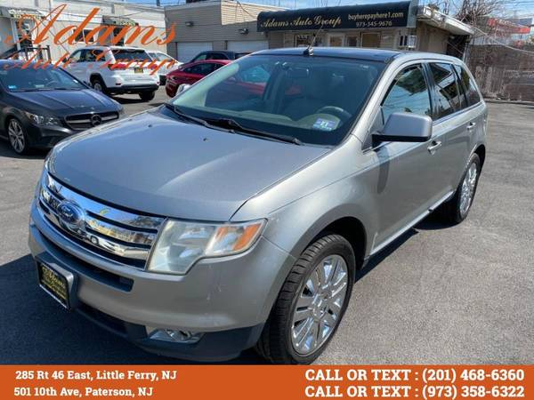Ford Edge 4dr Limited AWD 2008 года