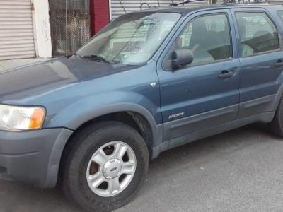 Ford Escape XLT 2001 года
