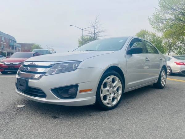 Ford Fusion 2011 года