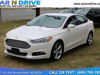 Ford Fusion SE 2016 года
