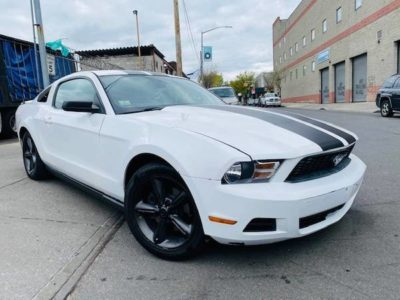 Ford Mustang 2012 года