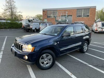 Jeep Grand Cherokee Limited 5.7L Hemi 2006 года выпуска