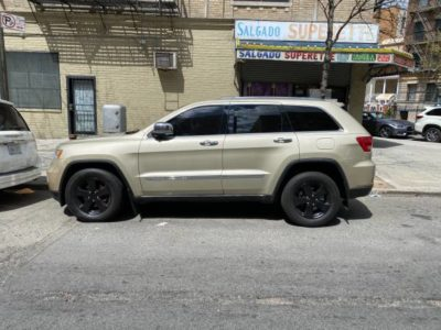 Jeep Grand Cherokee Limited V6 2011 года