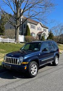 Jeep Liberty Limited 4X4 2007 года выпуска
