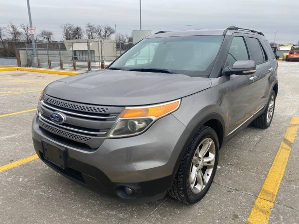 КОЖАНЫЕ КРЕСЛА 2012 FORD EXPLORER Limited 4WD AWD 3.5 V6