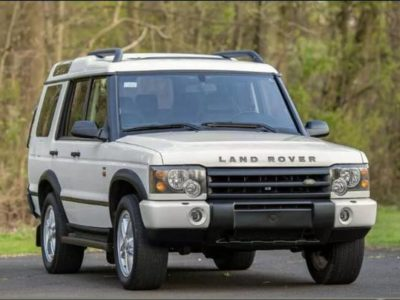 Land Rover Discovery 2 2004 года