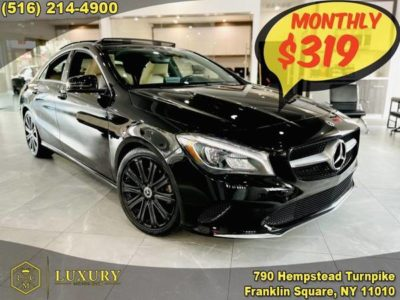 Mercedes-Benz CLA CLA 250 4MATIC Coupe 319 2018 года