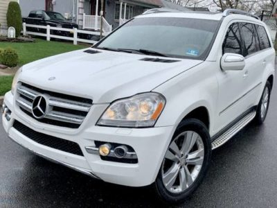 Mercedes Benz GL 450 4matic Fullastad 2010 года выпуска