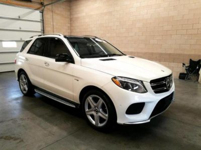 Mercedes-Benz GLE 4MATIC 4dr AMG GLE 63 S Cpe 2018 года