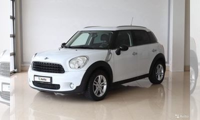 MINI Cooper Countryman, 2011 - отзывы