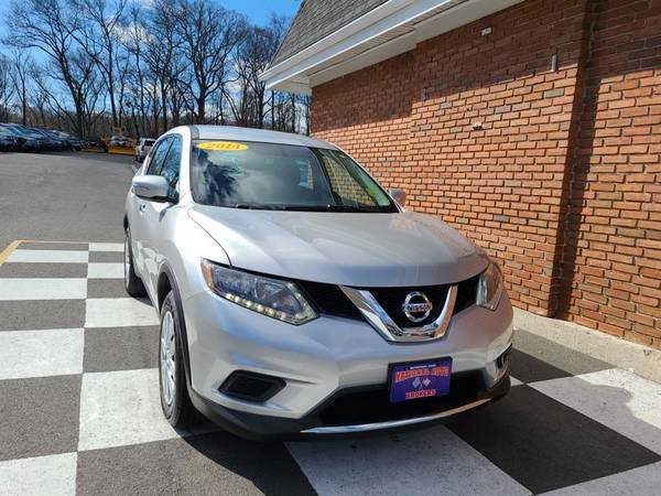 Nissan Rogue AWD 4dr S 2014 года