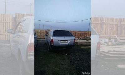 SsangYong Actyon Sports, 2009 - отзывы