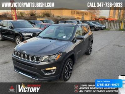 Jeep Compass Limited 2018 года