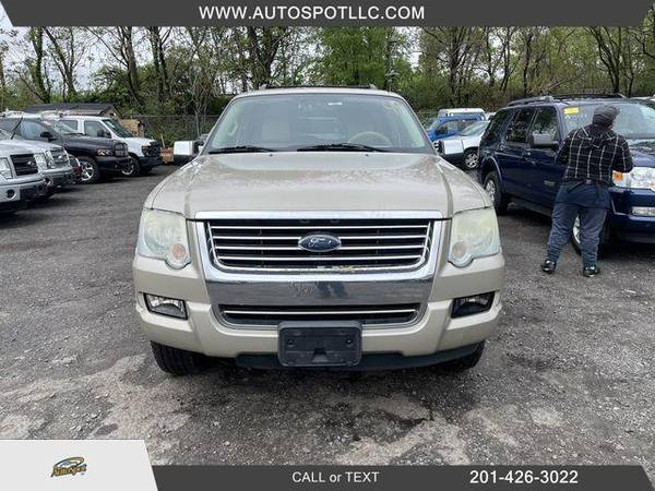 2006 Ford Explorer Limited Спортивная Утилита 4D