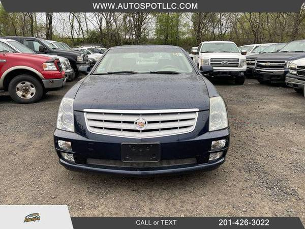 2007 Cadillac STS Седан 4D