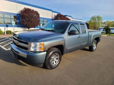 2010 Chevy Silverado LS Extended Cab 4X4 170K Solid Truck!