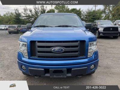 2010 Ford F150 Regular Cab STX Pickup 2D 6 1/2 футов