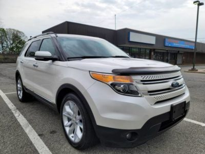 2012 FORD EXPLORER LIMITED 4WD AWD 3.5 V6 79K миль