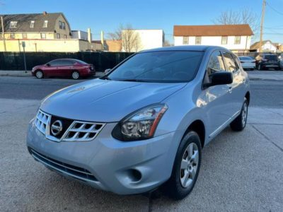 2014 Nissan Rogue S 56 км Pure title