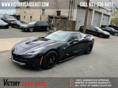 2015 Chevrolet Chevy Corvette 2dr Stingray Z51 Cpe с 3LT