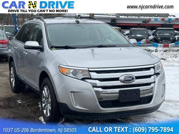 Ford Edge Limited AWD 2012 года