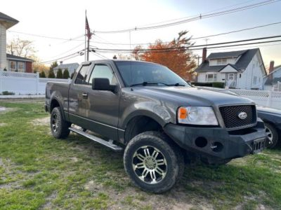 Ford F-150 2005 года