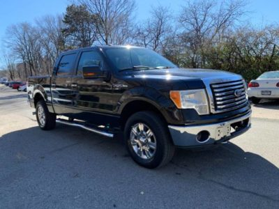 FORD F-150 XLT 4X4 2011 года